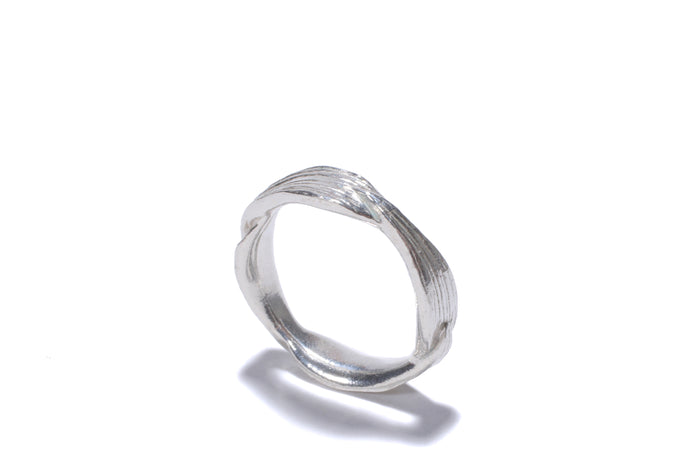 bamboo leaf ring