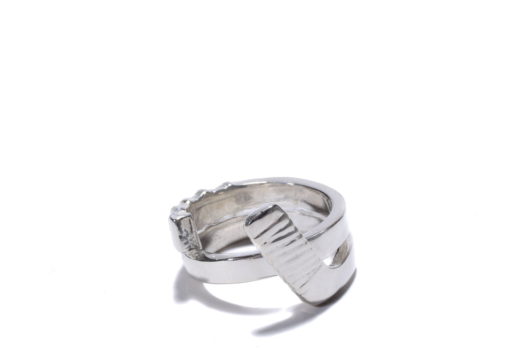 hockey stick ring