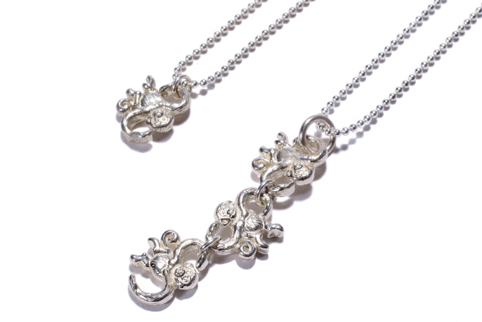 monkey necklaces