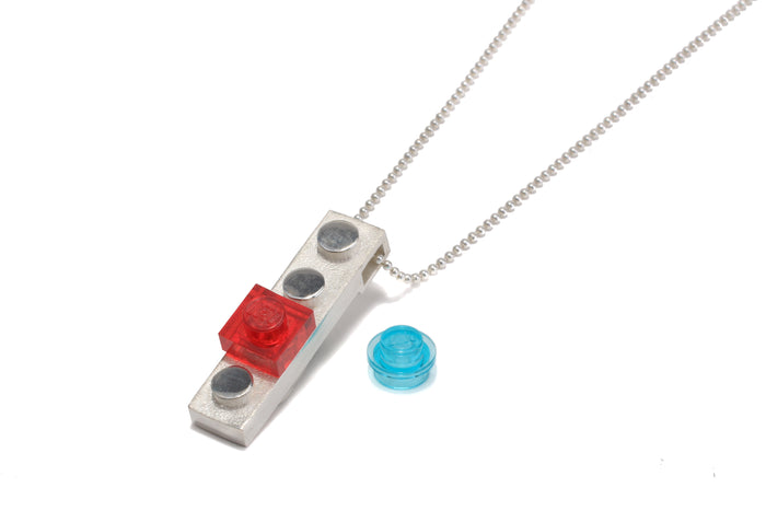 1 x 4 brick necklace