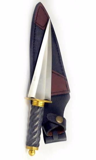 Roman Black Handle Athame