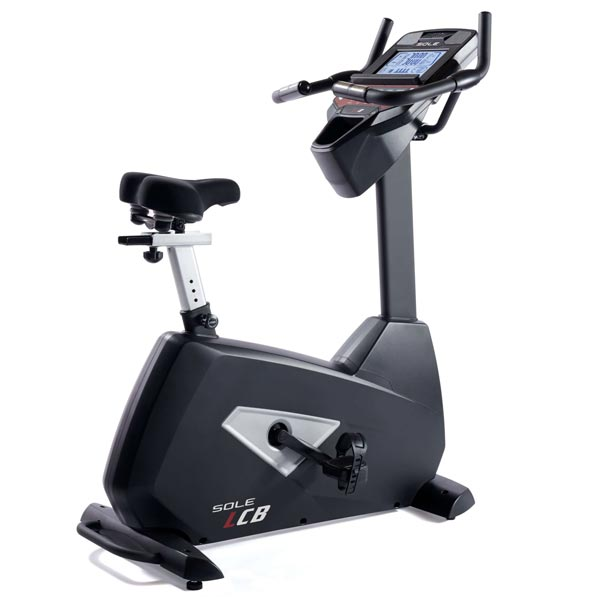 Sole LCB Commercial Upright Exercise Bike