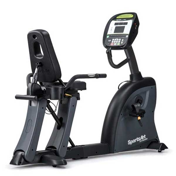SportsArt Performance Series C545R Recumbent Bike With Standard Console