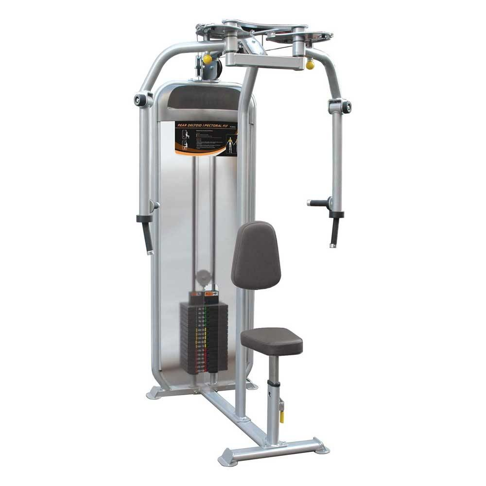 Healthstream Studio Dual Pin-Loaded Pectoral Dec & Rear Deltoid Fly PL9022