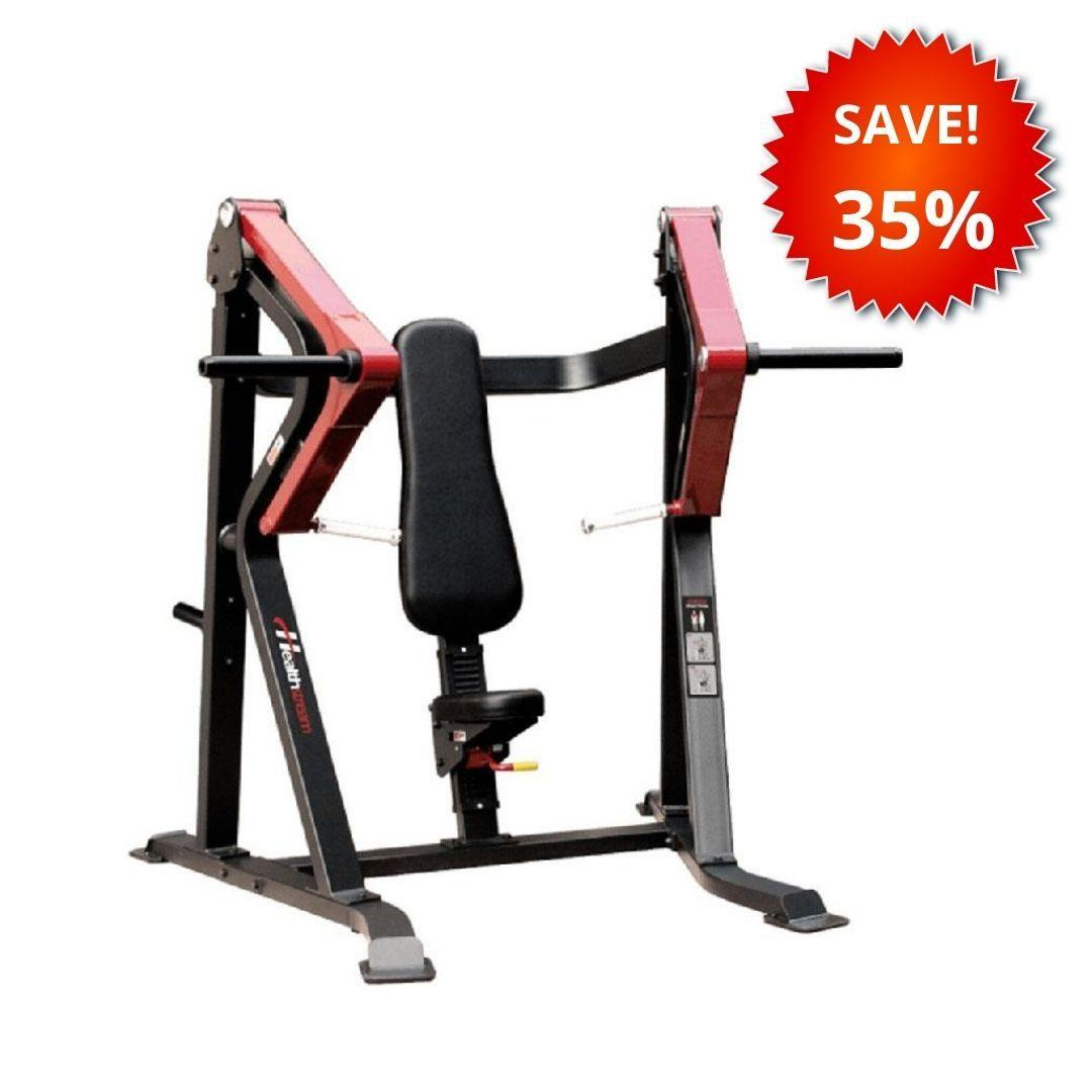 Healthstream Sterling Plate-Loaded Chest Press
