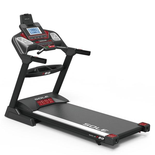 Sole F80 Folding Treadmill 2020 Model