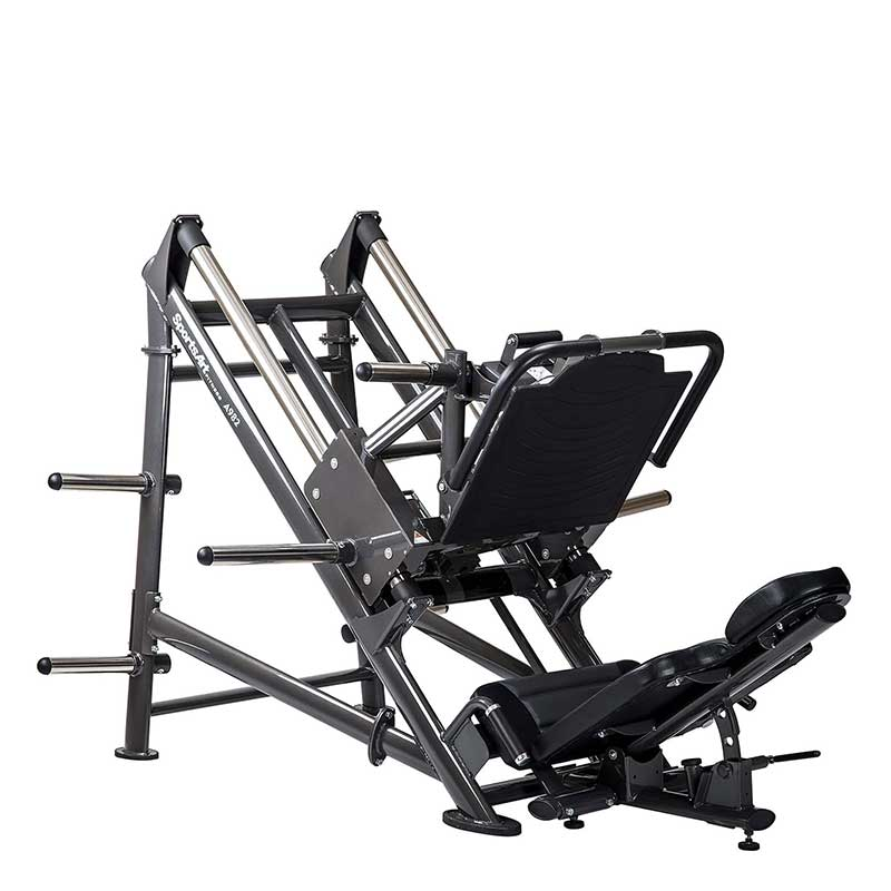SportsArt Full Commercial Series A982 45 Degree Leg Press