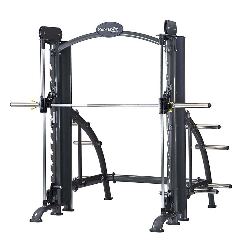 SportsArt Full Commercial Strength A983 Smith Machine