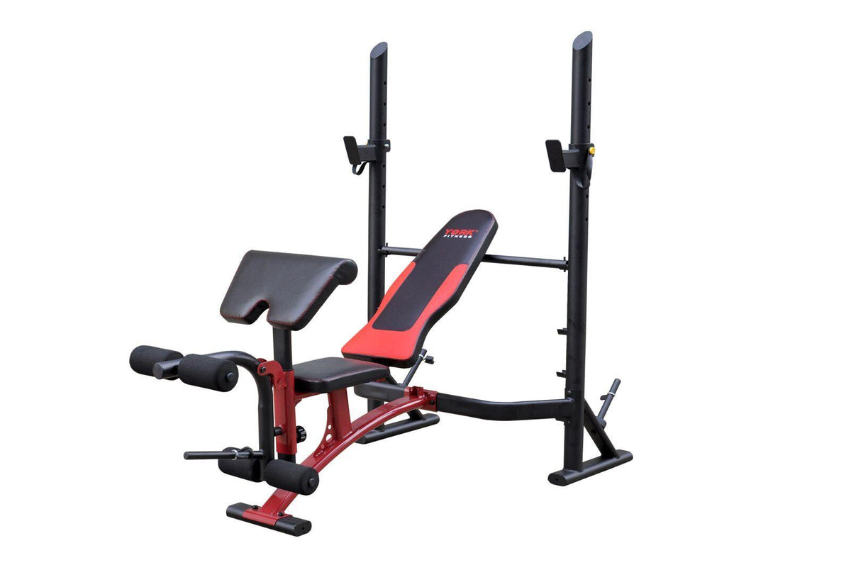 York Fitness Olympic Squat Bench