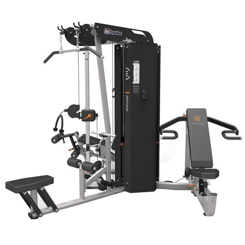 Impulse Encore Studio ES3000 Three Station Multi-Station Gym