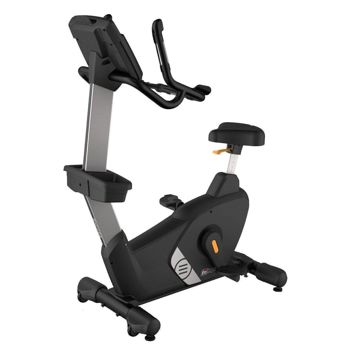 Impulse Encore ECU7 Upright Exercise Bike-Exercise Bike-Impulse Fitness-Cardio Online