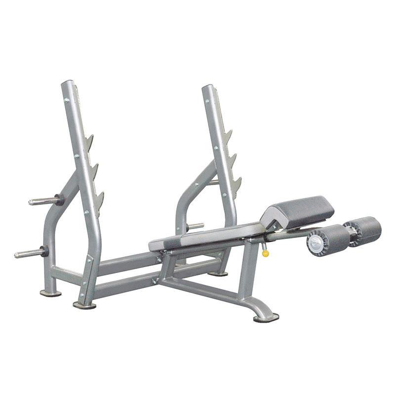 Healthstream Ultimate Commercial Series IT7016 Decline Bench