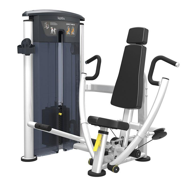 Impulse IT95 Series Pin-Loaded Chest Press IT9501