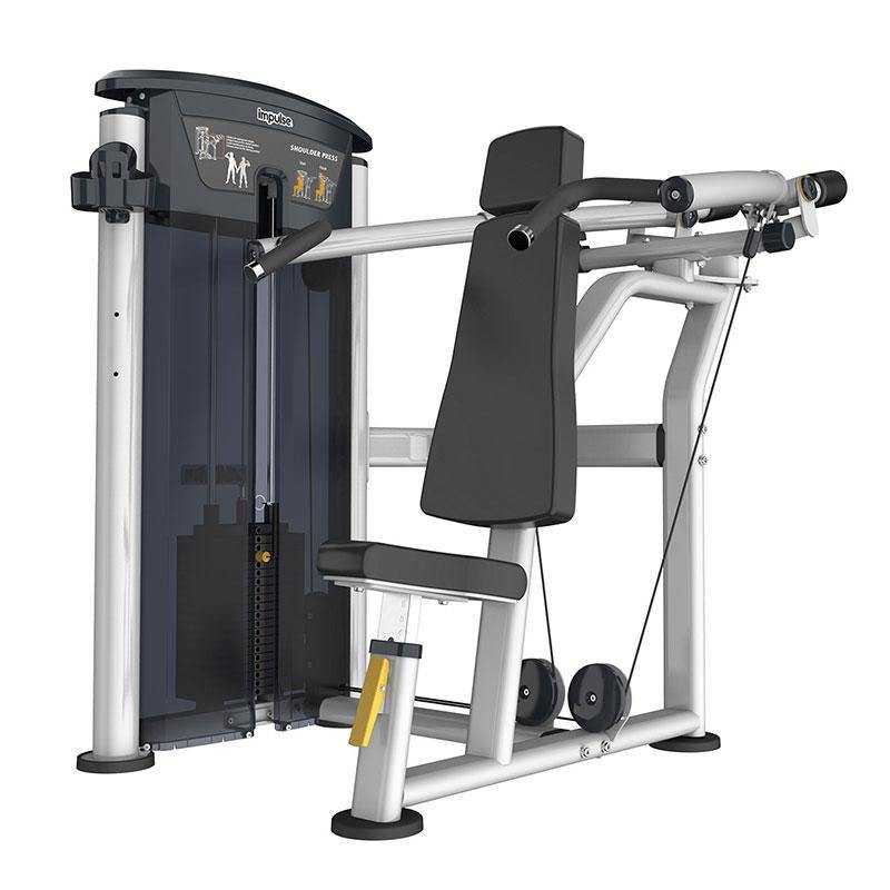 Impulse IT95 Series Pin-Loaded Shoulder Press IT9512