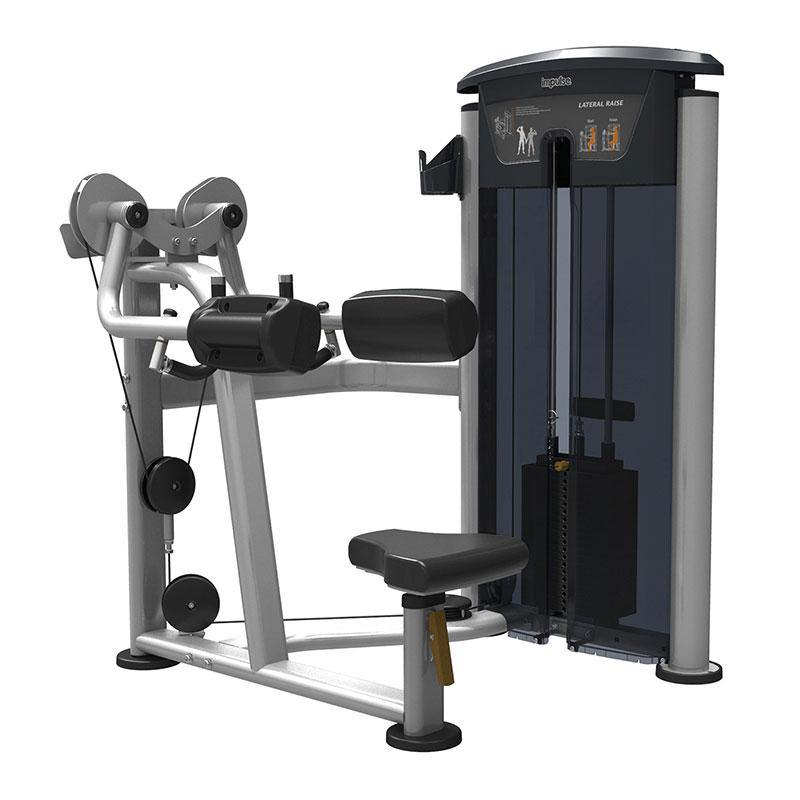 Impulse IT95 Series Pin-Loaded Lateral Raise IT9524