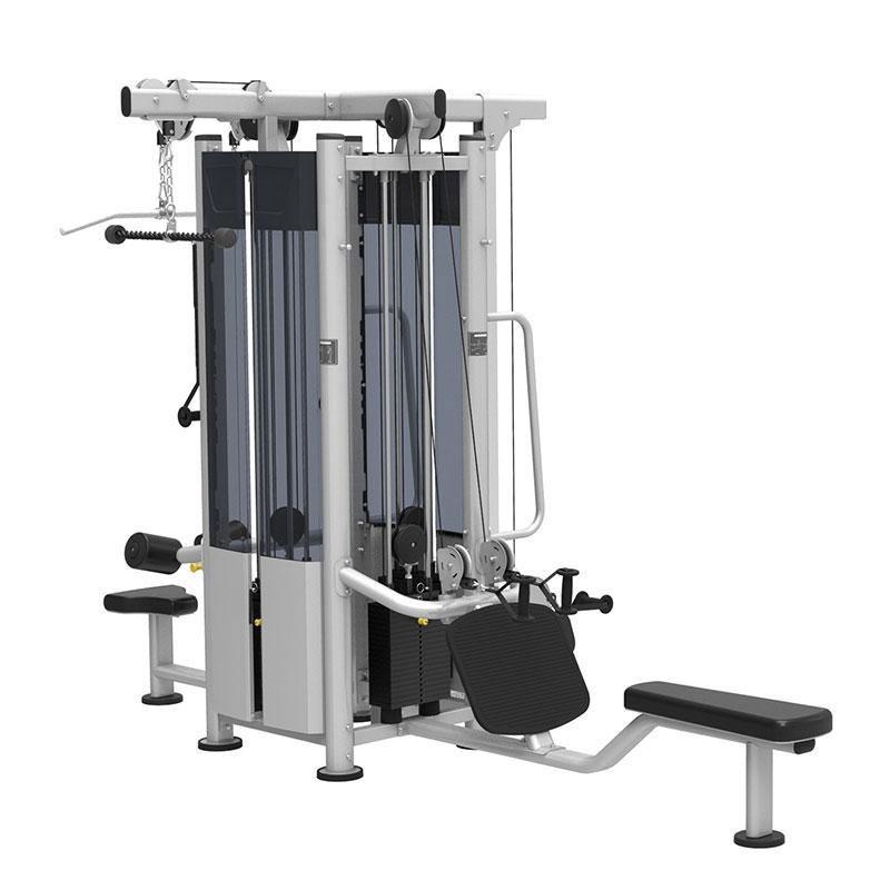 Impulse IT95 Series Pin-Loaded Multi-Station Gym Four Stack IT9527