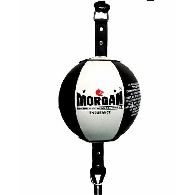 Morgan 4.5 Inch Target Floor To Ceiling Ball + Adjustable Straps