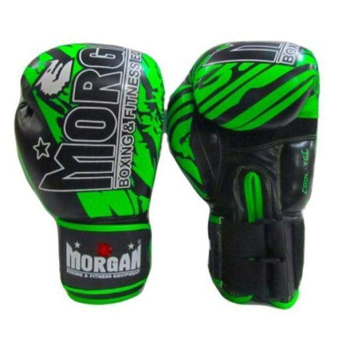 Morgan BKK Ready Boxing & Muay Thai Gloves (8-16 Oz)