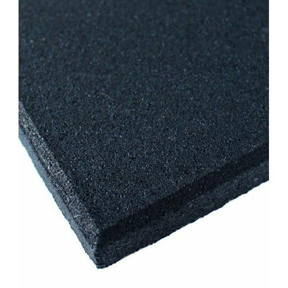 Morgan Commercial Grade Compressed Rubber Floor Tiles (1m x 1m x 15mm)