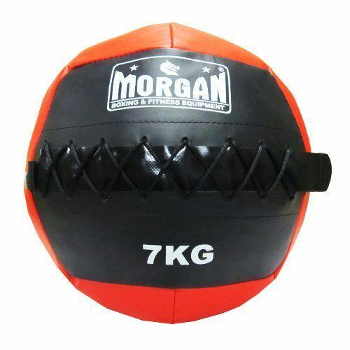 Morgan Cross Functional Fitness Wall Ball (5 + 6 + 7 + 9 + 12 KG Options Available)