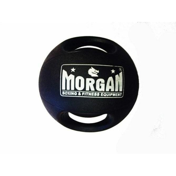 Morgan Double Handled Medicine Ball (5 KG - 10 KG)