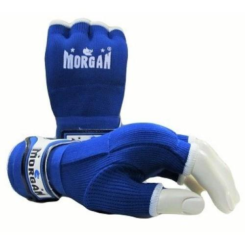 Morgan Elasticated Easy Hand Wraps-Accessories-Morgan-X-Small-Blue-Cardio Online