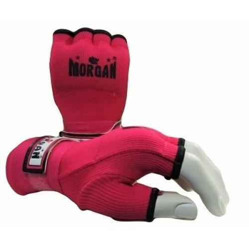 Morgan Elasticated Easy Hand Wraps-Accessories-Morgan-X-Small-Pink-Cardio Online