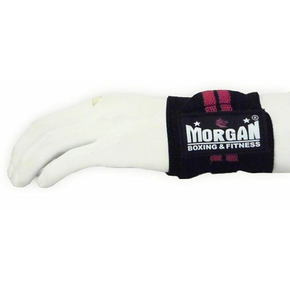 Morgan Elasticated Wrist Guard (Pair)