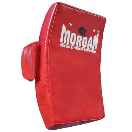 Morgan Elite Curved 'High Impact' Hit Shield With Hand Protection