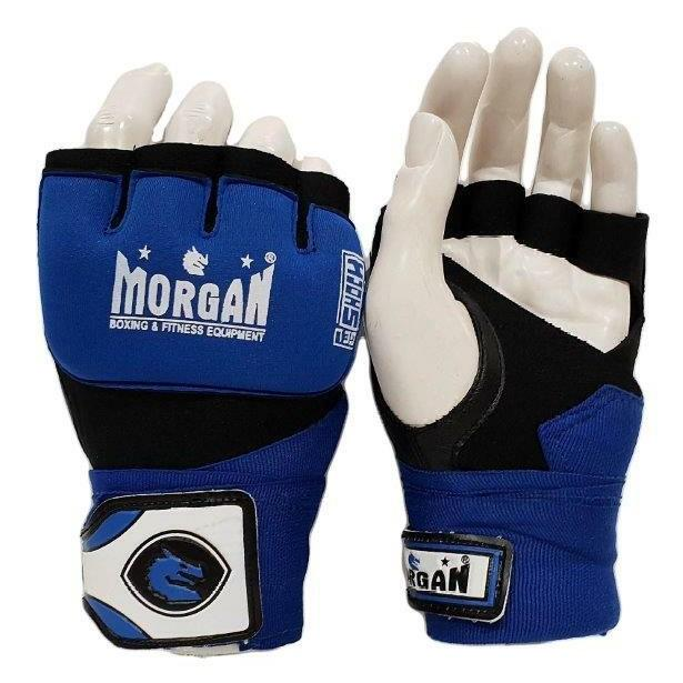 Morgan Gel Injected Hand Wraps-Accessories-Morgan-Small-Blue-Cardio Online