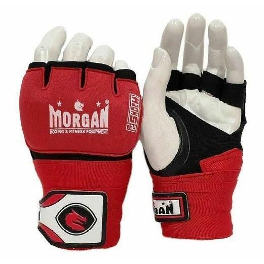 Morgan Gel Injected Hand Wraps-Accessories-Morgan-Small-Red-Cardio Online
