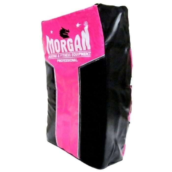 Morgan Heavy Duty Large Curved Strike & Hit Shield - Pink