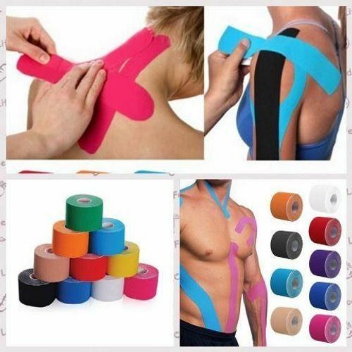 Morgan Kinesiology Muscle Tape (5m x 5cm)