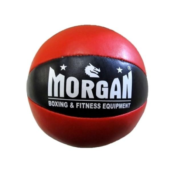 Morgan Leather Medicine Ball (2 KG to 10 KG Options Available)