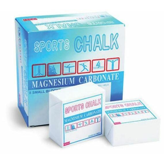 Morgan Magnesium Carbonate Sports Chalk (8 Pcs)