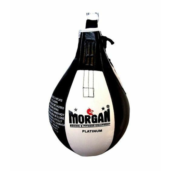Morgan Platinum Leather 10 Inch Speedball