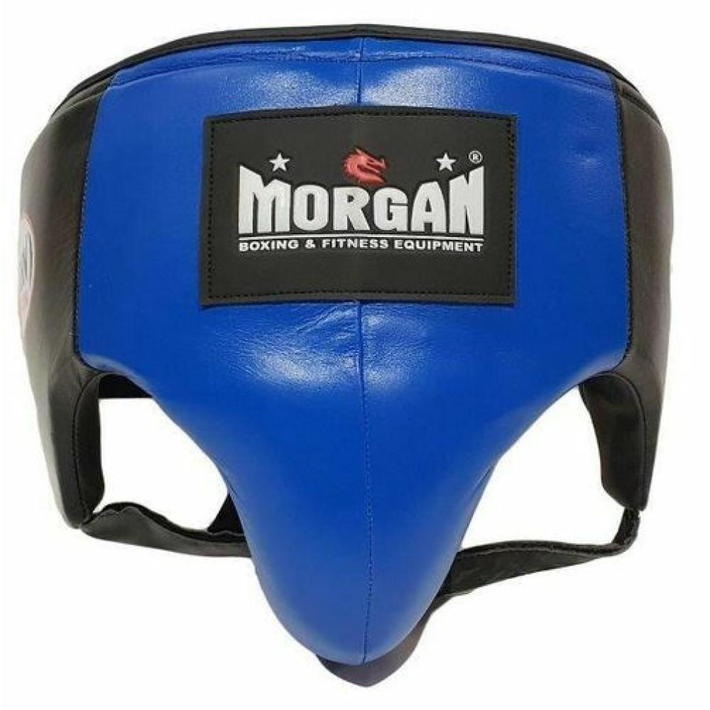 Morgan Platinum Leather Abdo Guard