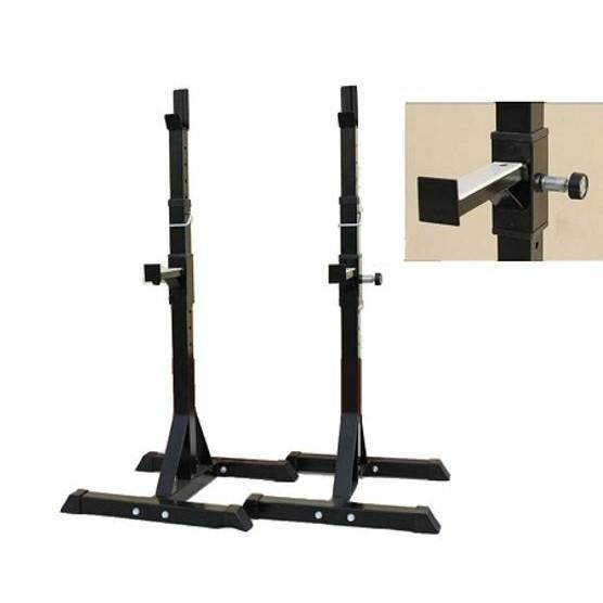 Morgan Portable 2 Pcs Squat & Bench Rack