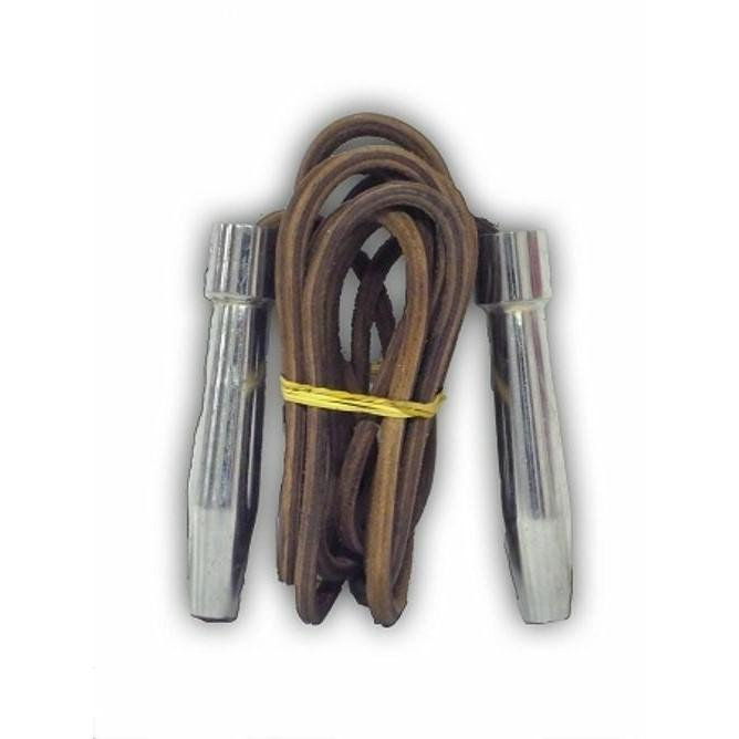 Morgan Steel Weighted Skipping Rope (830 G)
