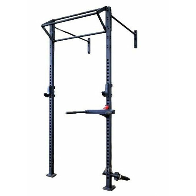 Morgan V2 6 In 1 Assault Wall And Free Standing Rack