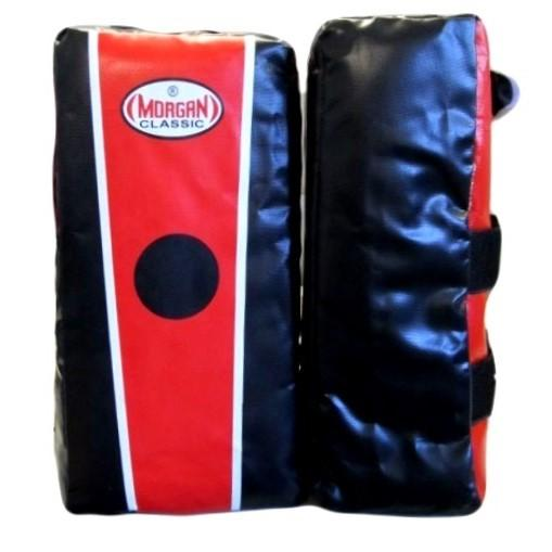 Morgan V2 Classic Rag Filled Thai Pads (Pair)