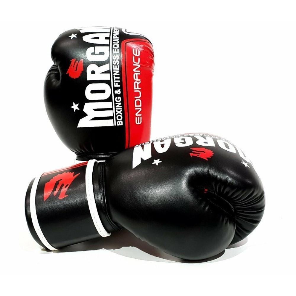Morgan V2 Endurance Pro Boxing Gloves (12-16 Oz)