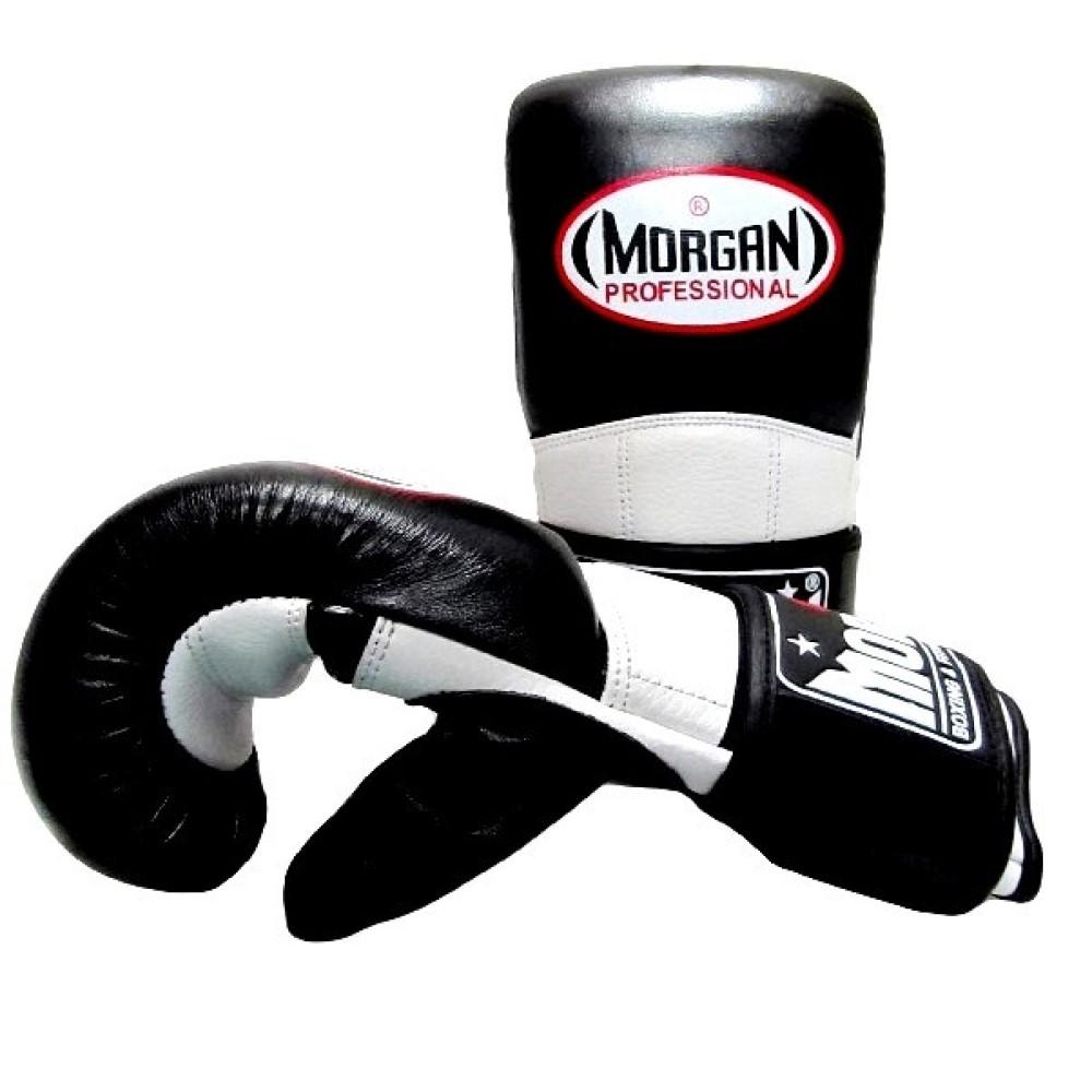 Morgan V2 Professional Curved Leather Bag Mitts