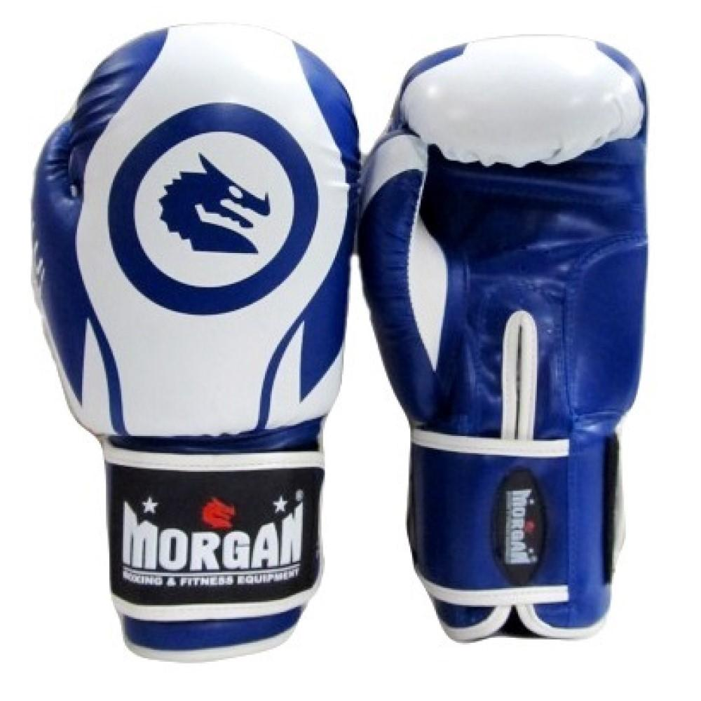 Morgan V2 Zulu Warrior Sparring Gloves (6-16 Oz)