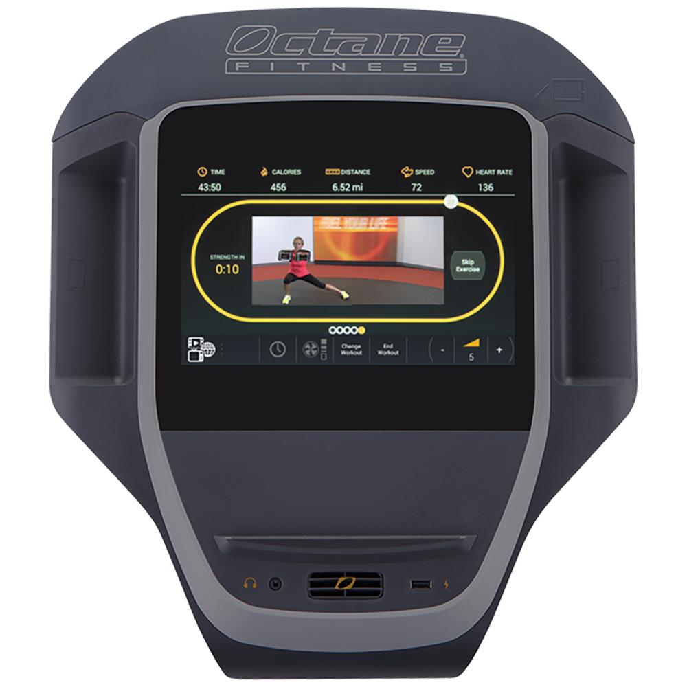 "Octane XT4700 10"" Touchscreen Smart Console-Accessories-Octane-Cardio Online"