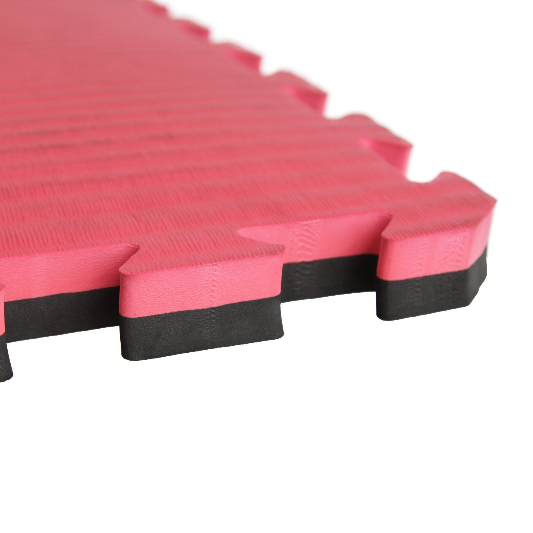 SMAI Jigsaw Mat - 3cm Red/Black-Functional Fitness-SMAI-Red/Black-Cardio Online