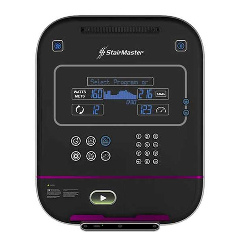 Stairmaster Gauntlet Series 8 LCD Console