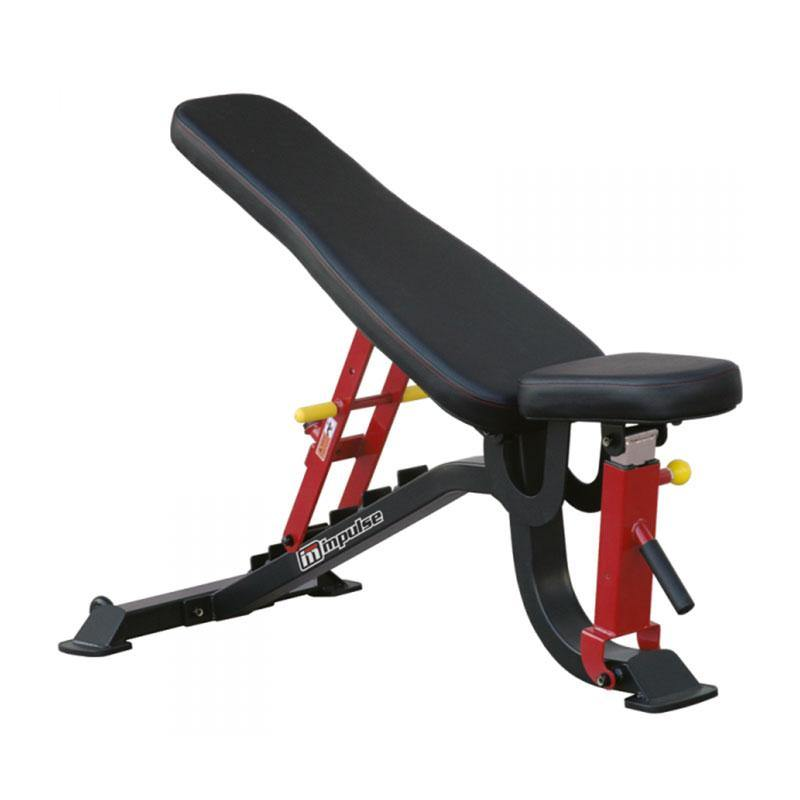 Healthstream Sterling Strength FID Bench