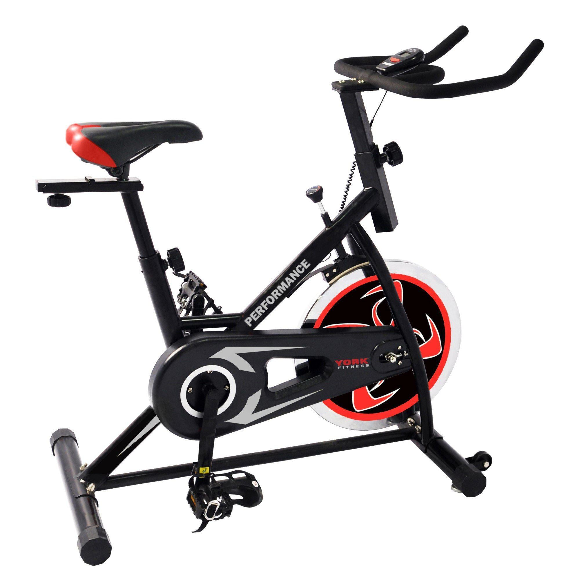 York Performance Speed Spin Bike
