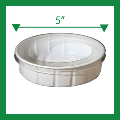 "Large ""No-Escape"" Feeder Dish (5 Pack)"